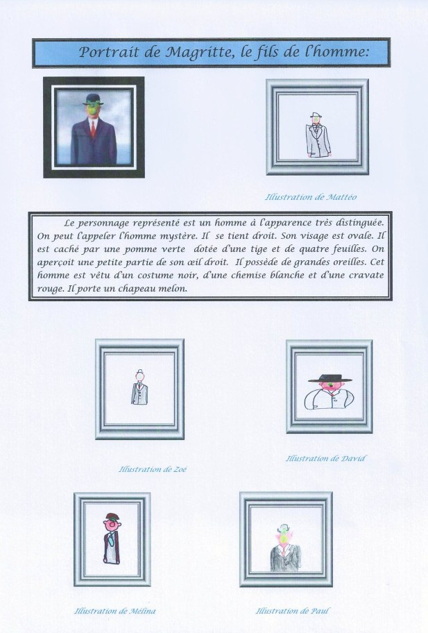 PORTRAITS MAGRITTE 001
