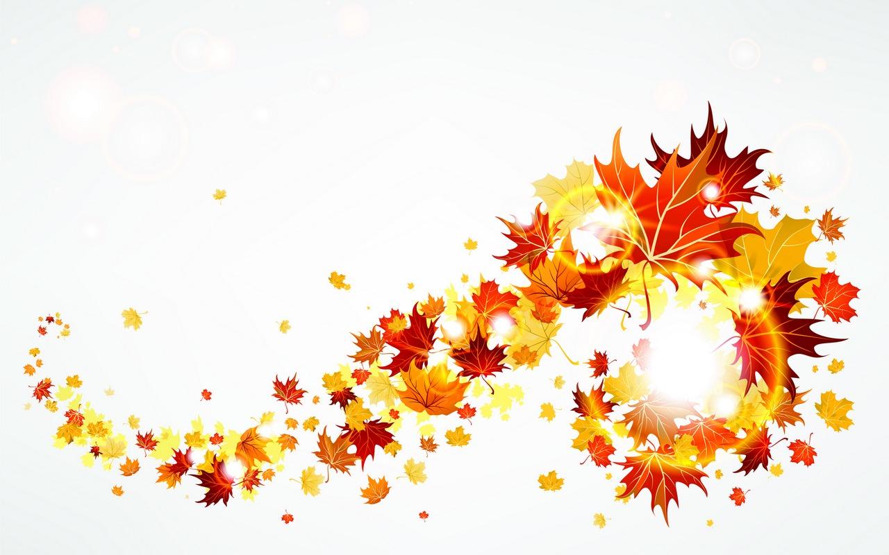 un-tr-s-beau-fond-d-cran-de-feuilles-d-automne-avec-les-nervures-xdw9jr-clipart